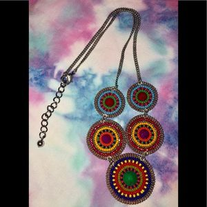 Erik & Mike Boho Hand Beaded Necklace